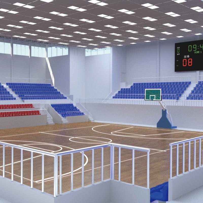 体育场馆配套设施