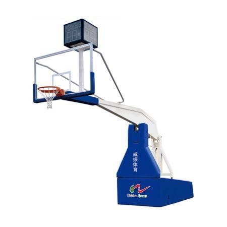高级电动遥控液压篮球架 LW-F1