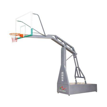 平箱体仿液压篮球架 LW-004