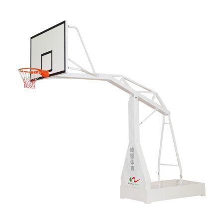 高级大平箱篮球架 LW-005